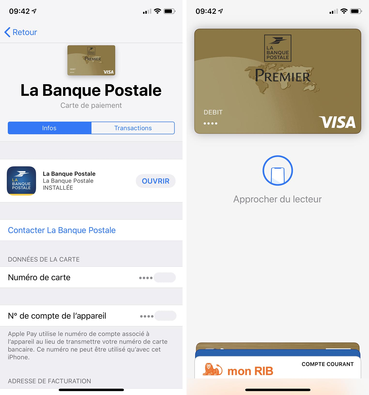 Apple Pay Banque Postale