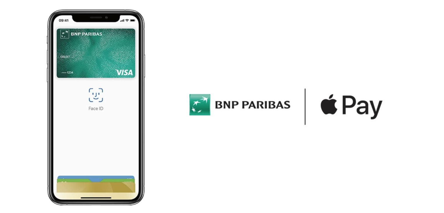 Apple Pay BNP Paribas