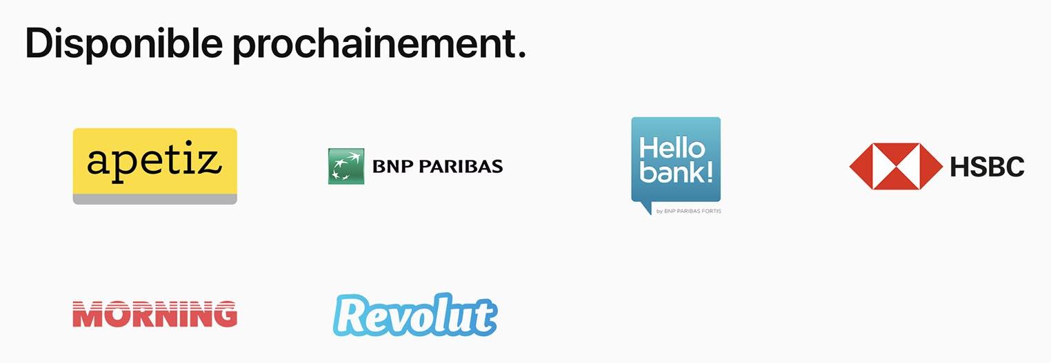 Apple Pay BNP Paribas prochainement