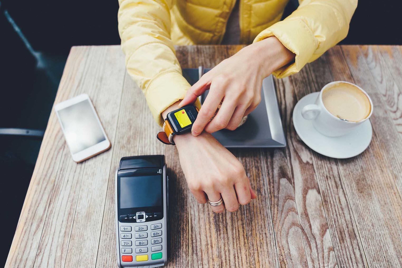 Apple Pay Boon Apple Watch