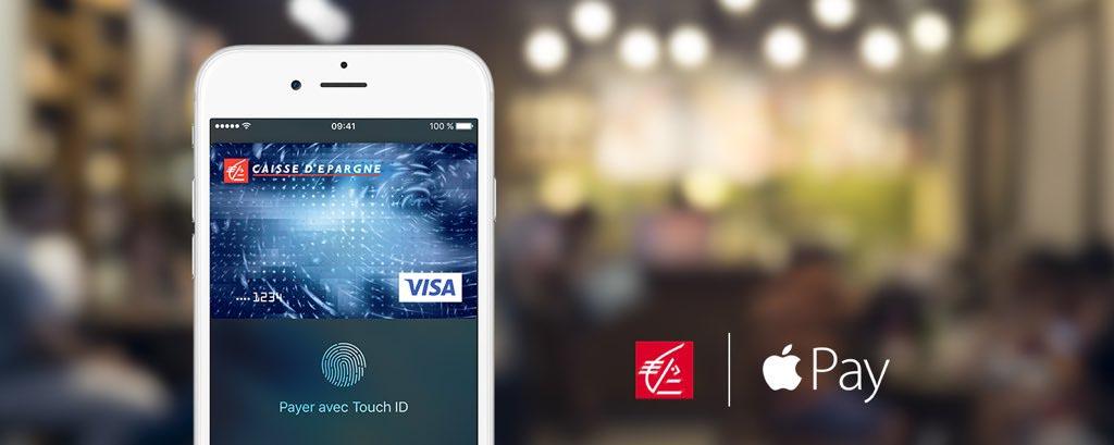 Apple Pay Caisse épargne