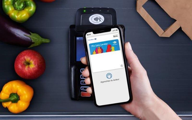 La carte de fidélité Carrefour rejoint Apple Pay