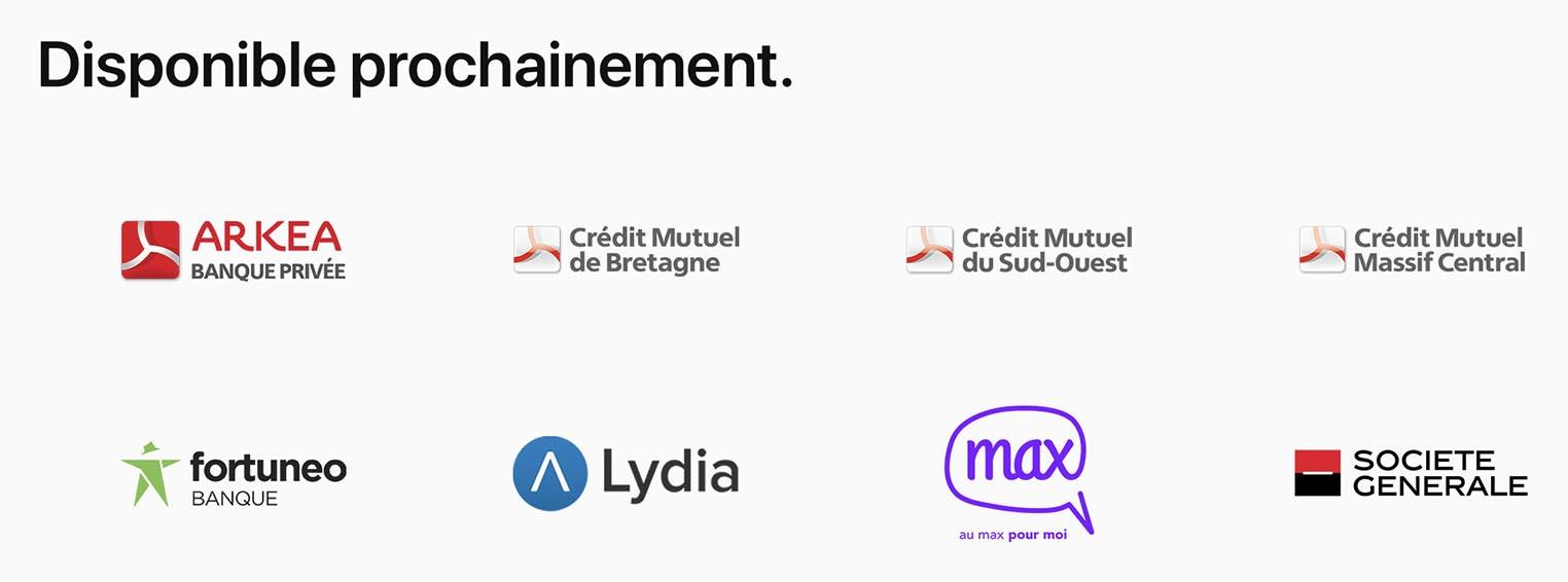 Apple Pay Société générale prochainement