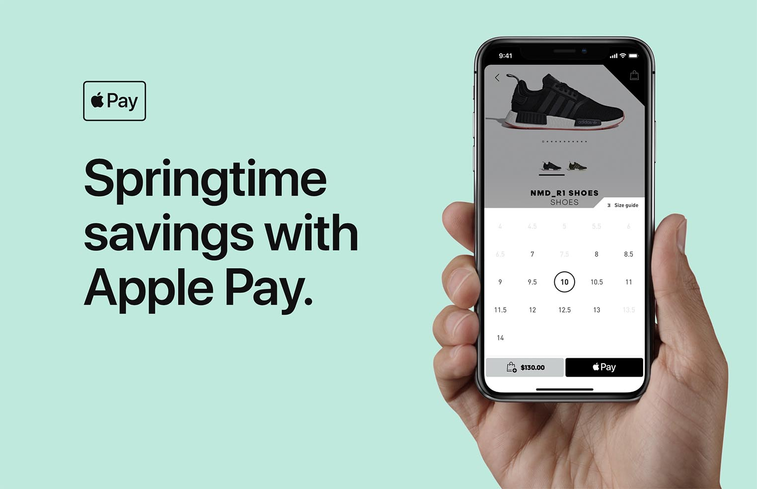 Apple Pay promo États-Unis