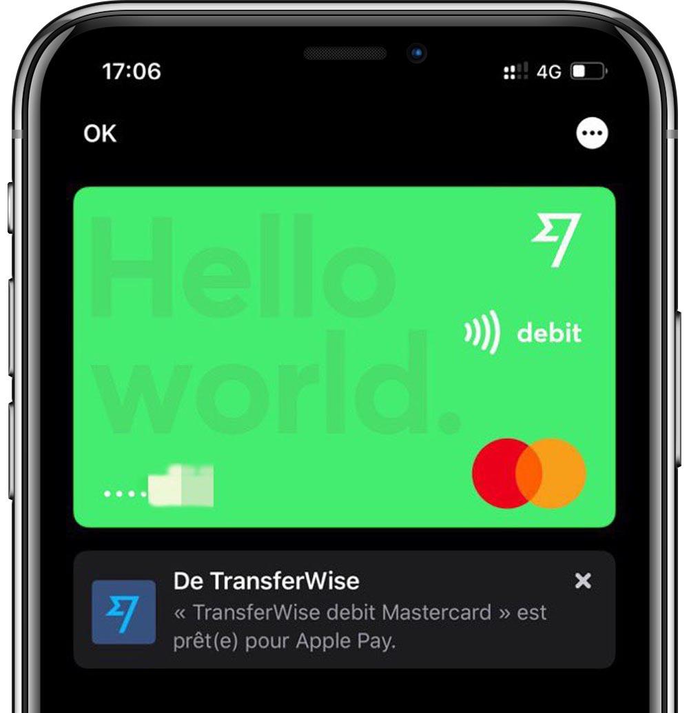 Apple Pay en approche chez Curve et TransferWise