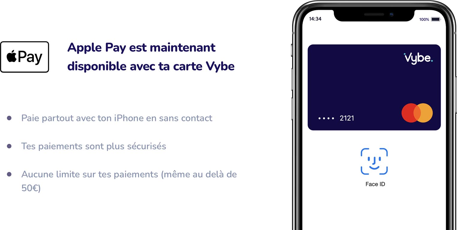Apple Pay Vybe