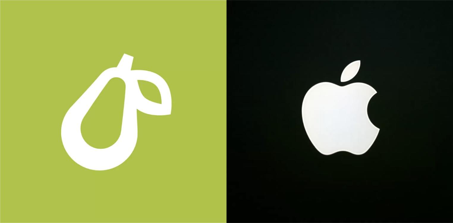 Prepear Apple logos