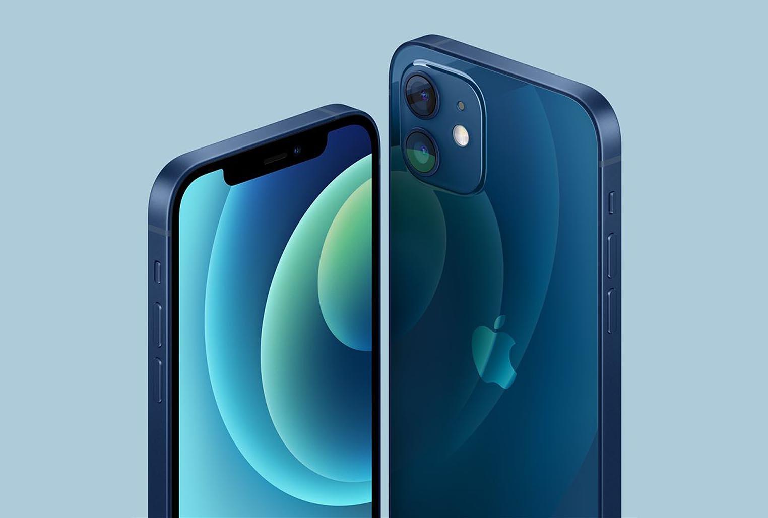 Caméras iPhone 12