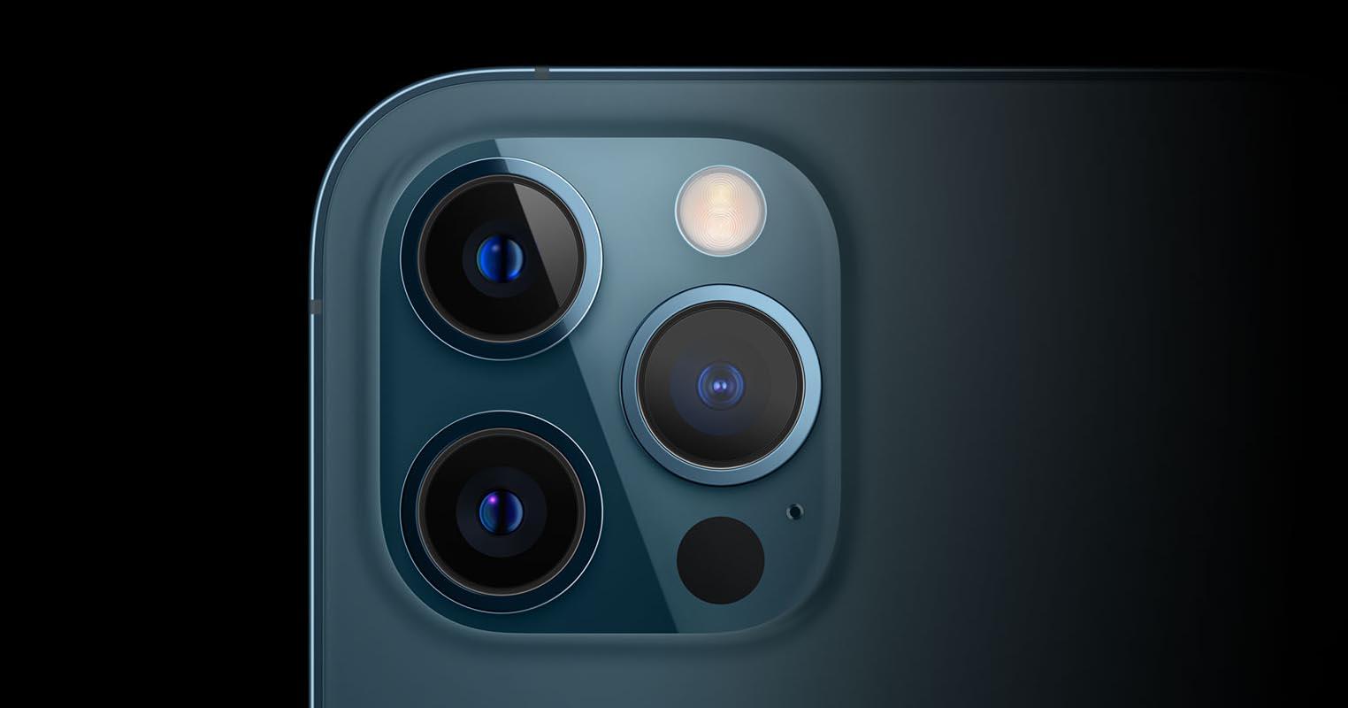Capteurs iPhone 12 Pro