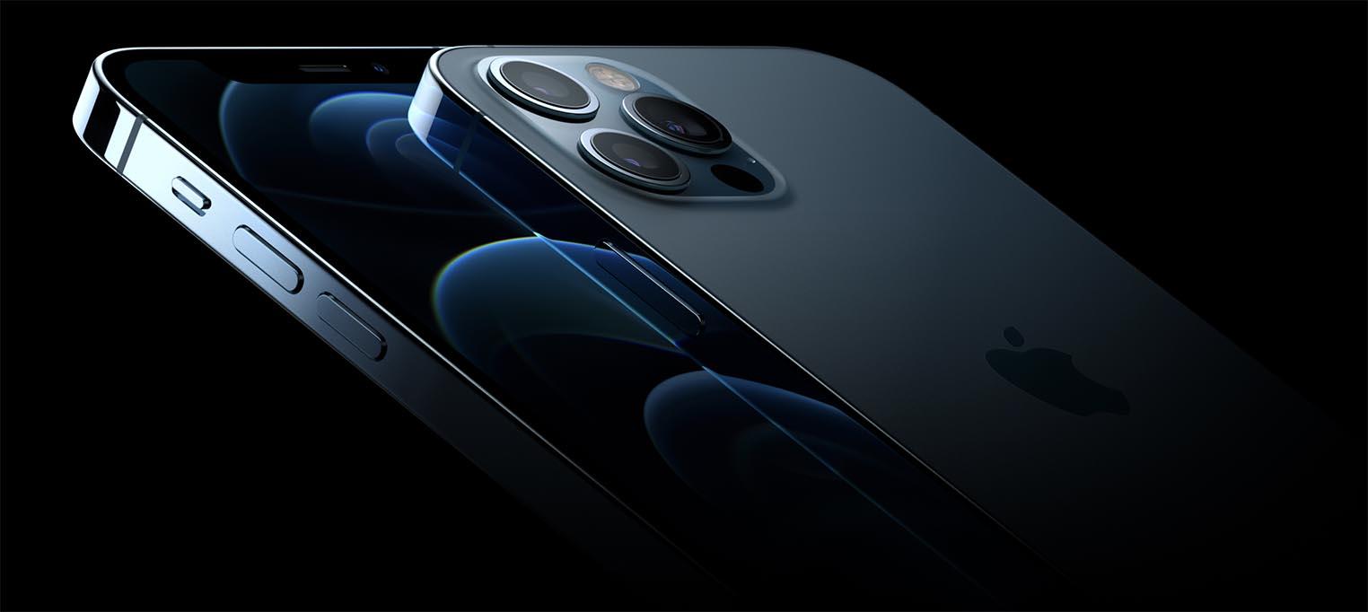 iPhone 12 Pro capteurs