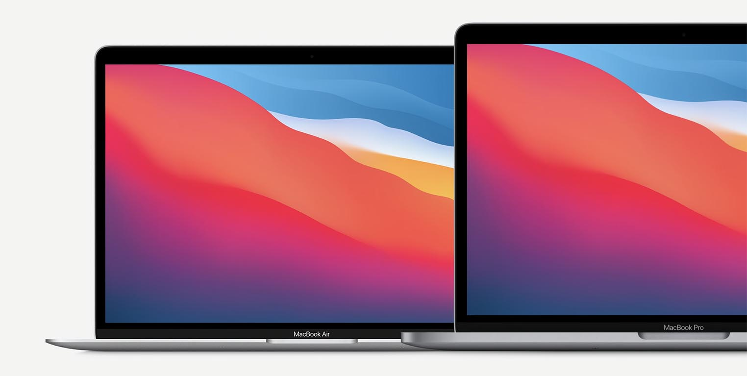 MacBook Air MacBook Pro M1
