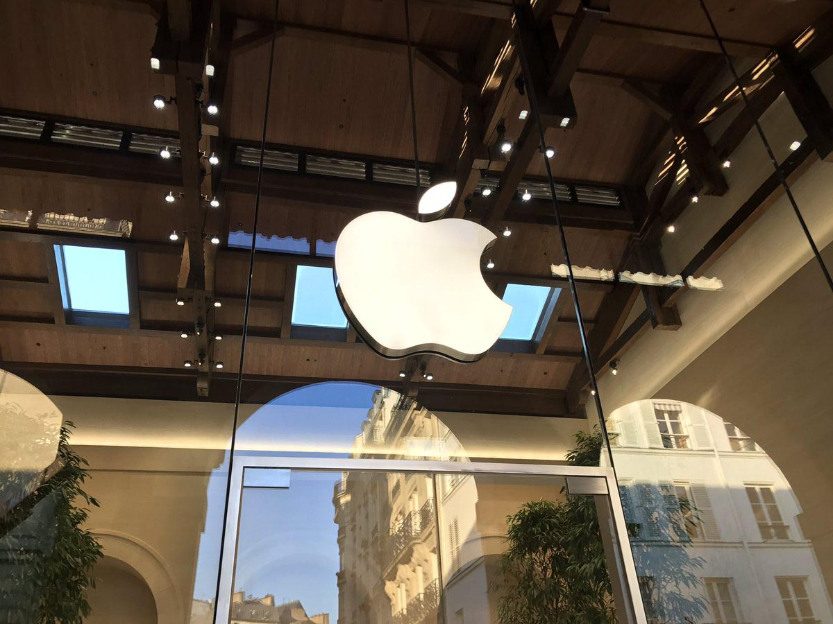 Apple Store Saint Germain