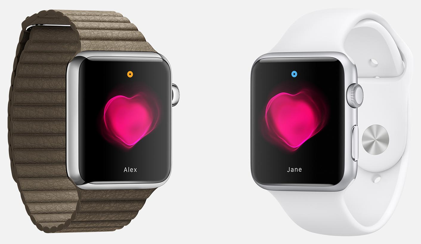 Apple Watch santé
