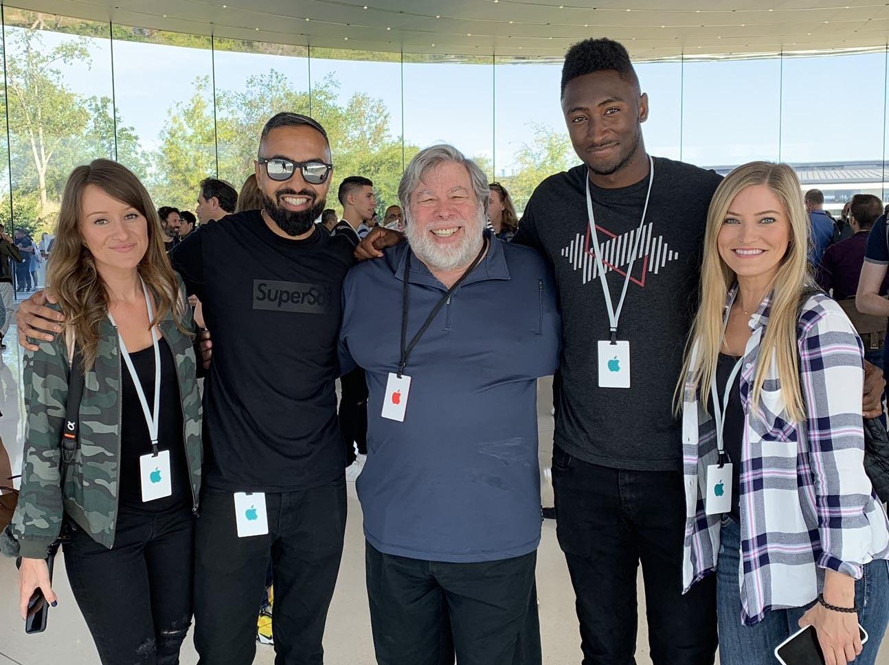 Apple Septembre 2019 Steve Wozniak