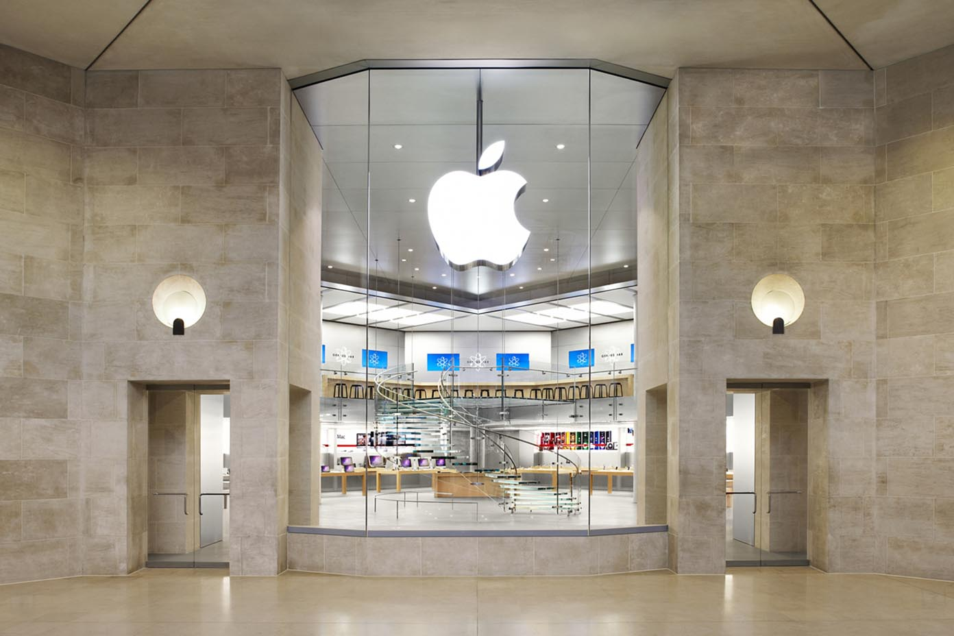 Apple Store Louvre