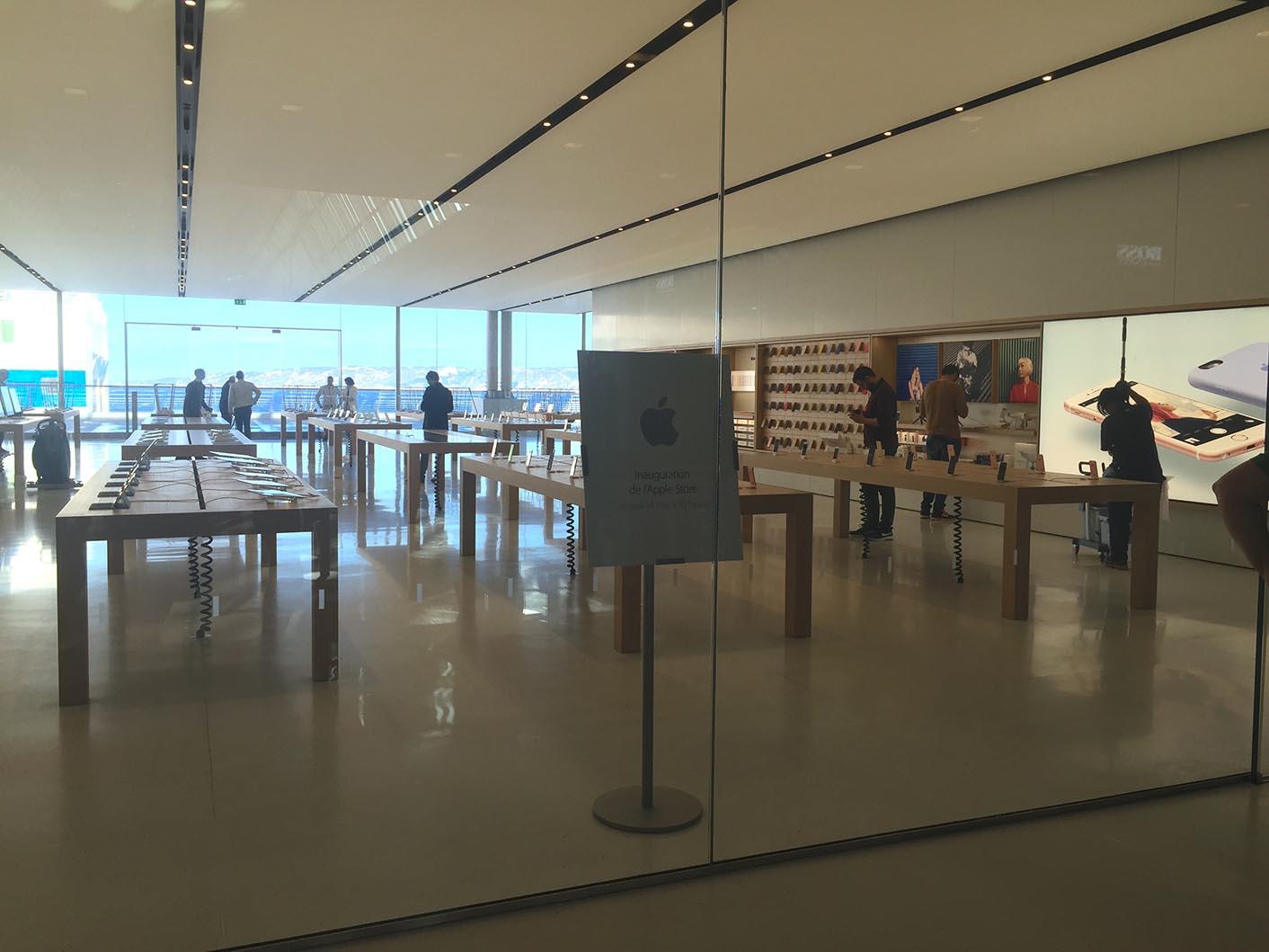 Apple Store Marseille
