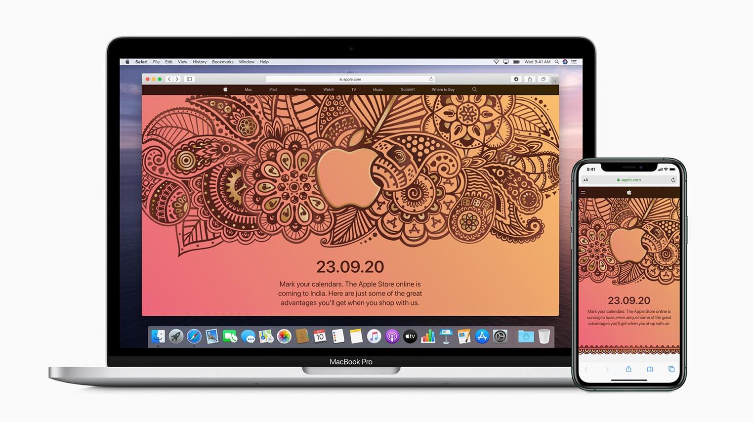 Apple Store en ligne Inde