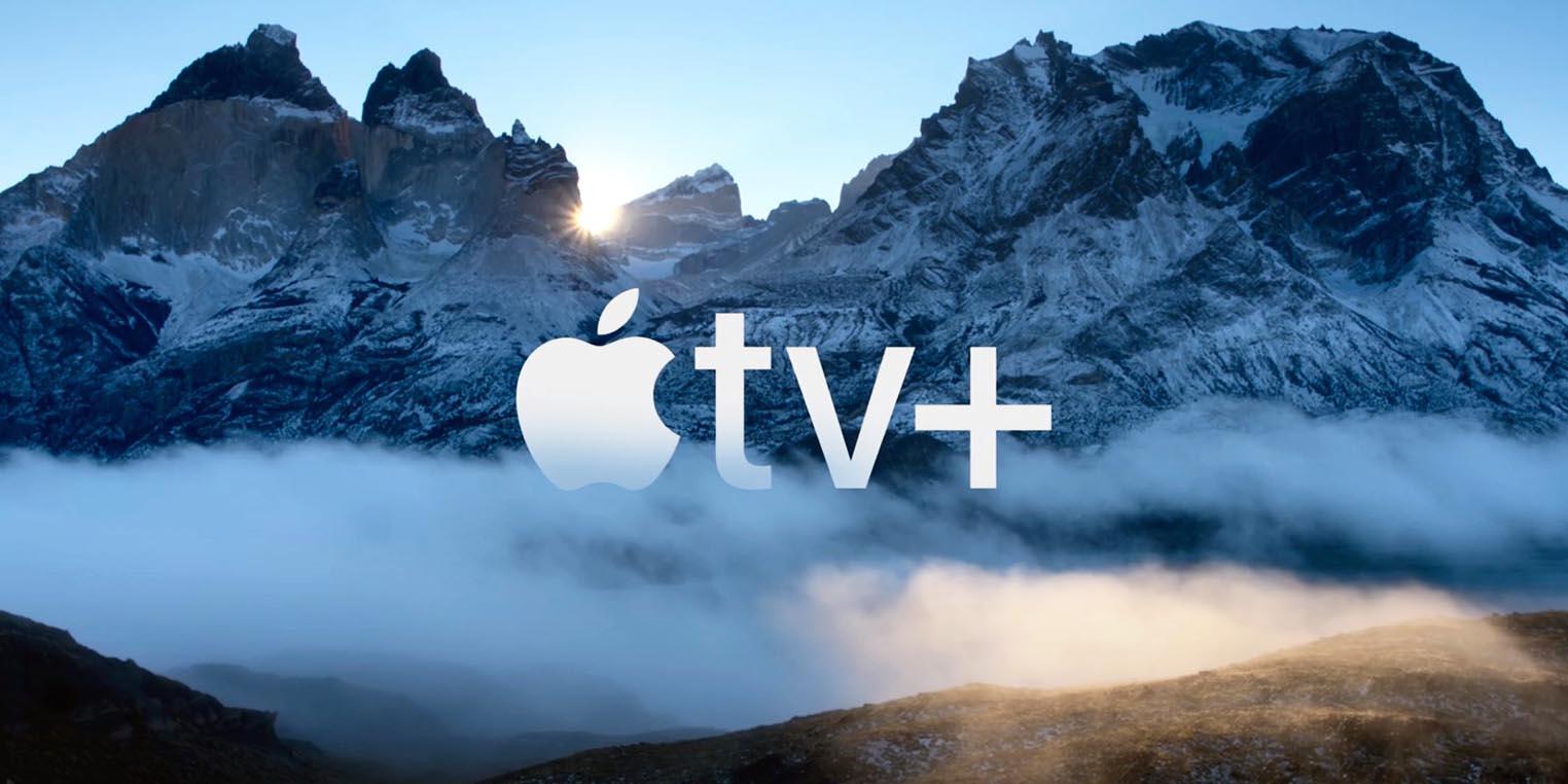 Logo Apple TV+