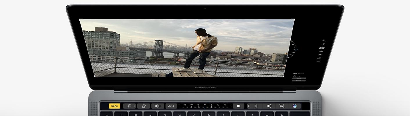 Apple Touch Bar MacBook Pro