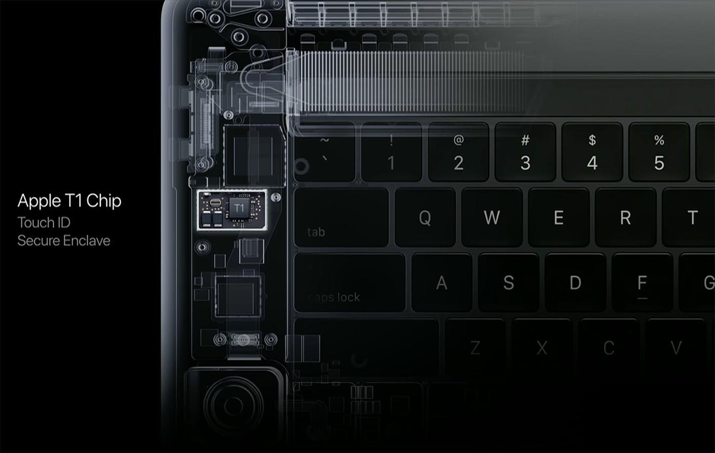 Apple T1 ARM