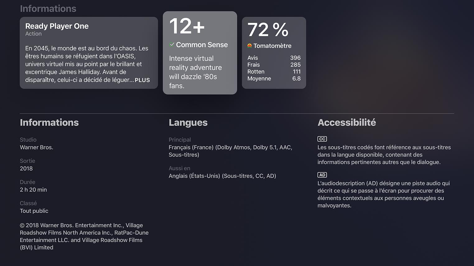 Apple TV App 2019