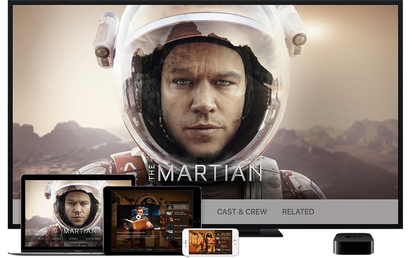 Apple TV films