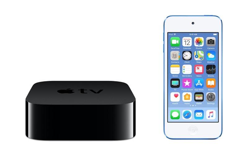 De nouveaux Apple TV et iPod touch en approche ?