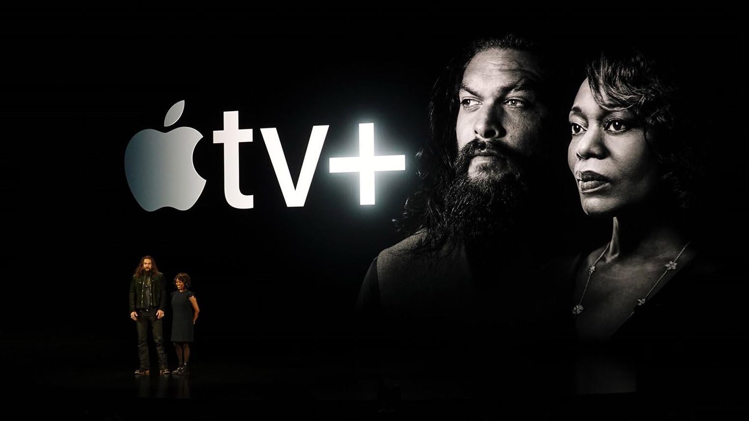 Apple TV+ Keynote See Jason Momoa Alfre Woodard