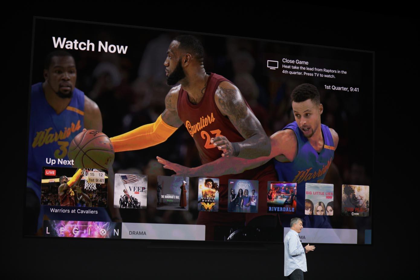 Apple TV Sports