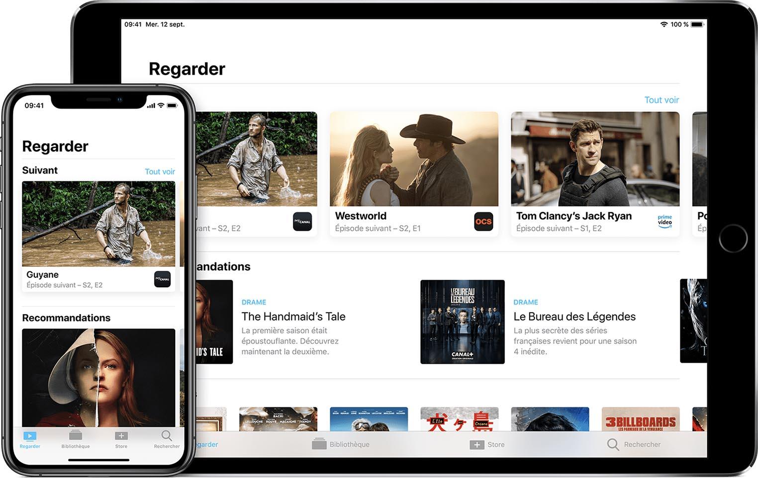 Apple App TV