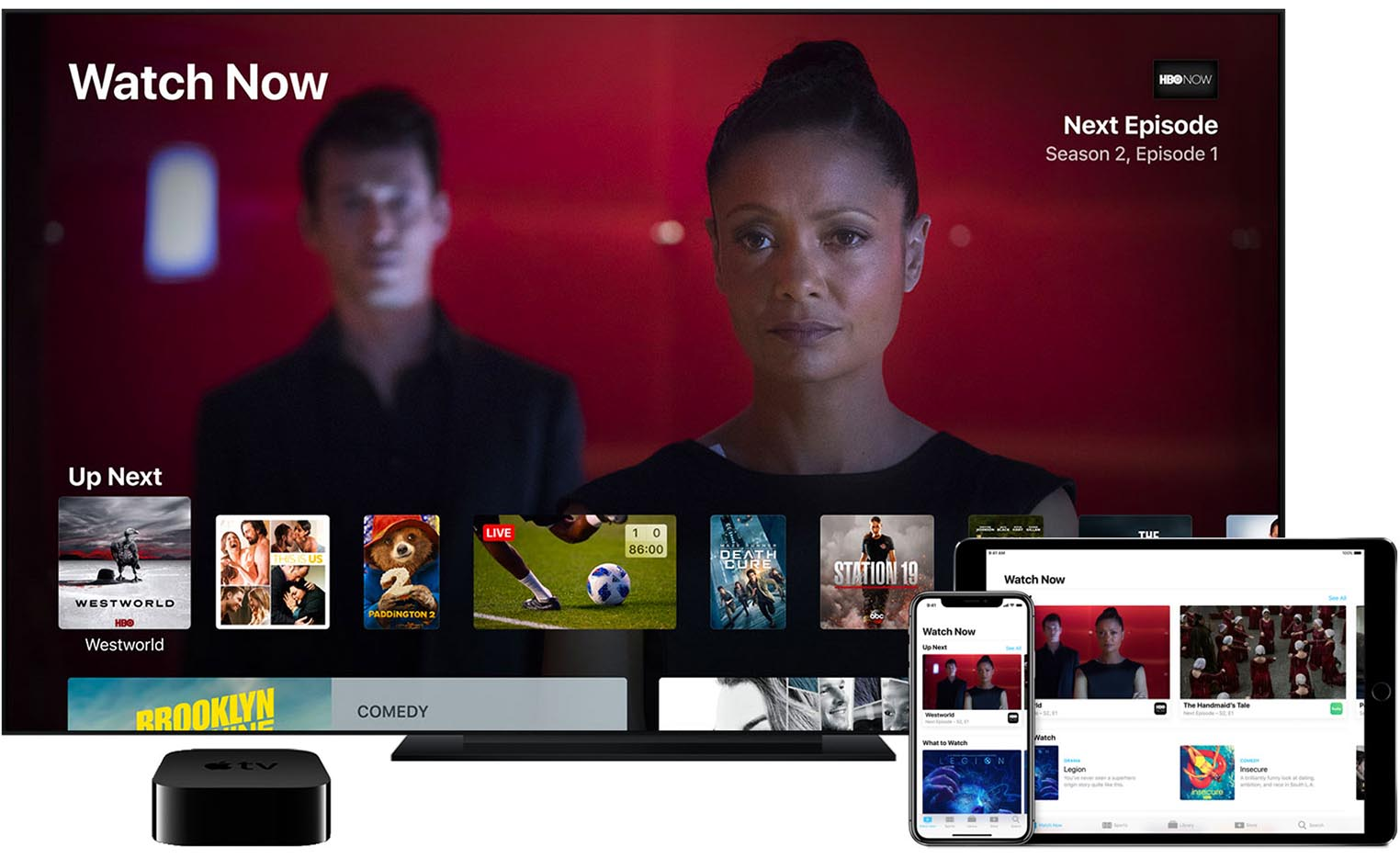 Apple TV HBO
