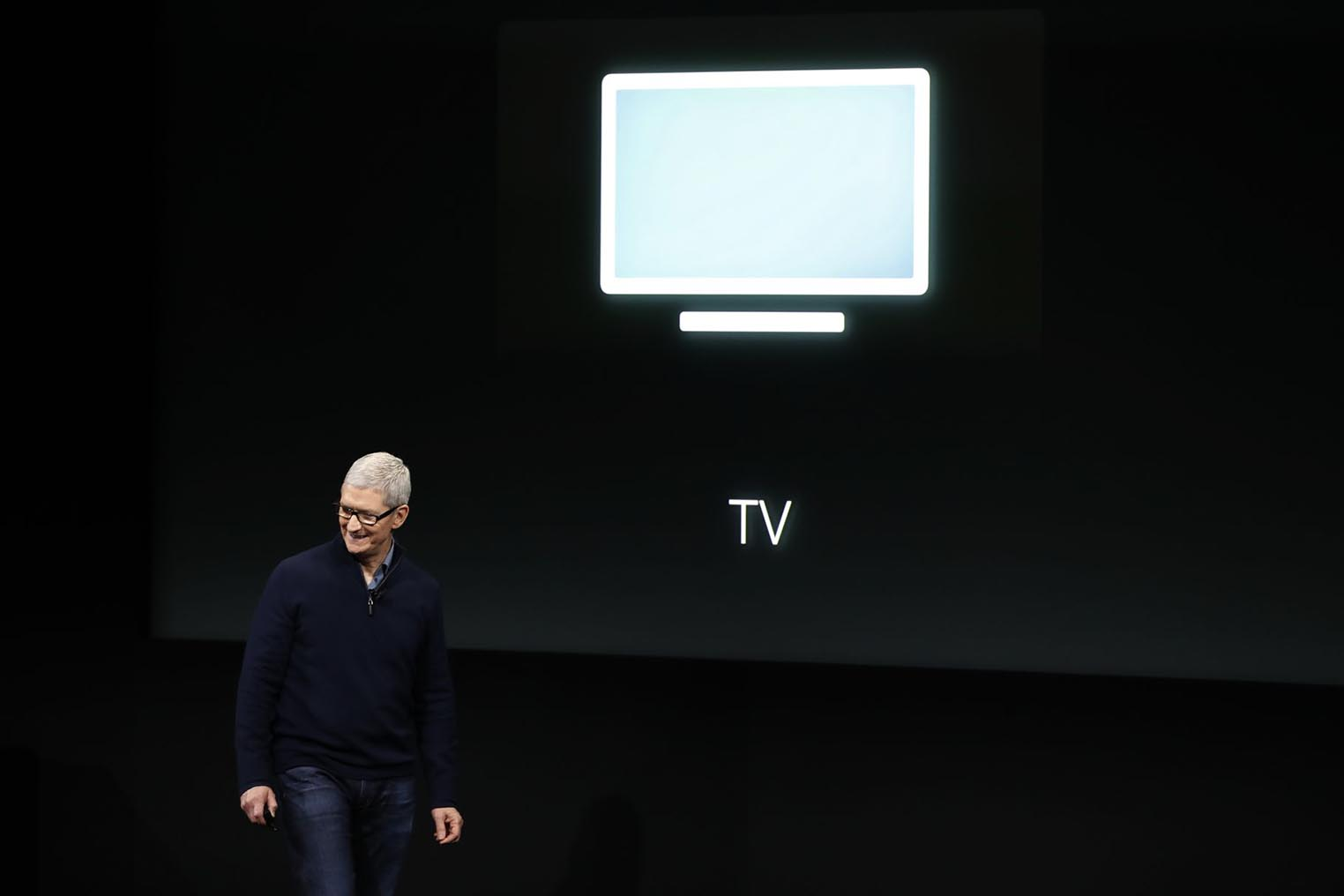 Tim Cook TV app