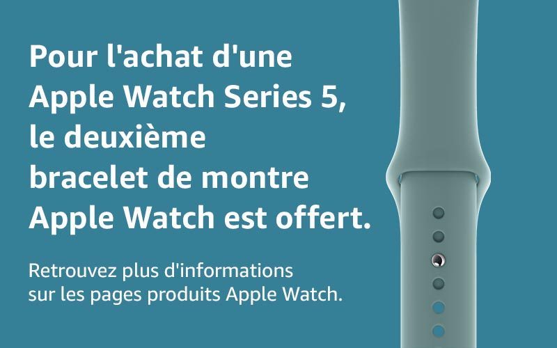 Apple Watch Series 5 promo bracelets Amazon