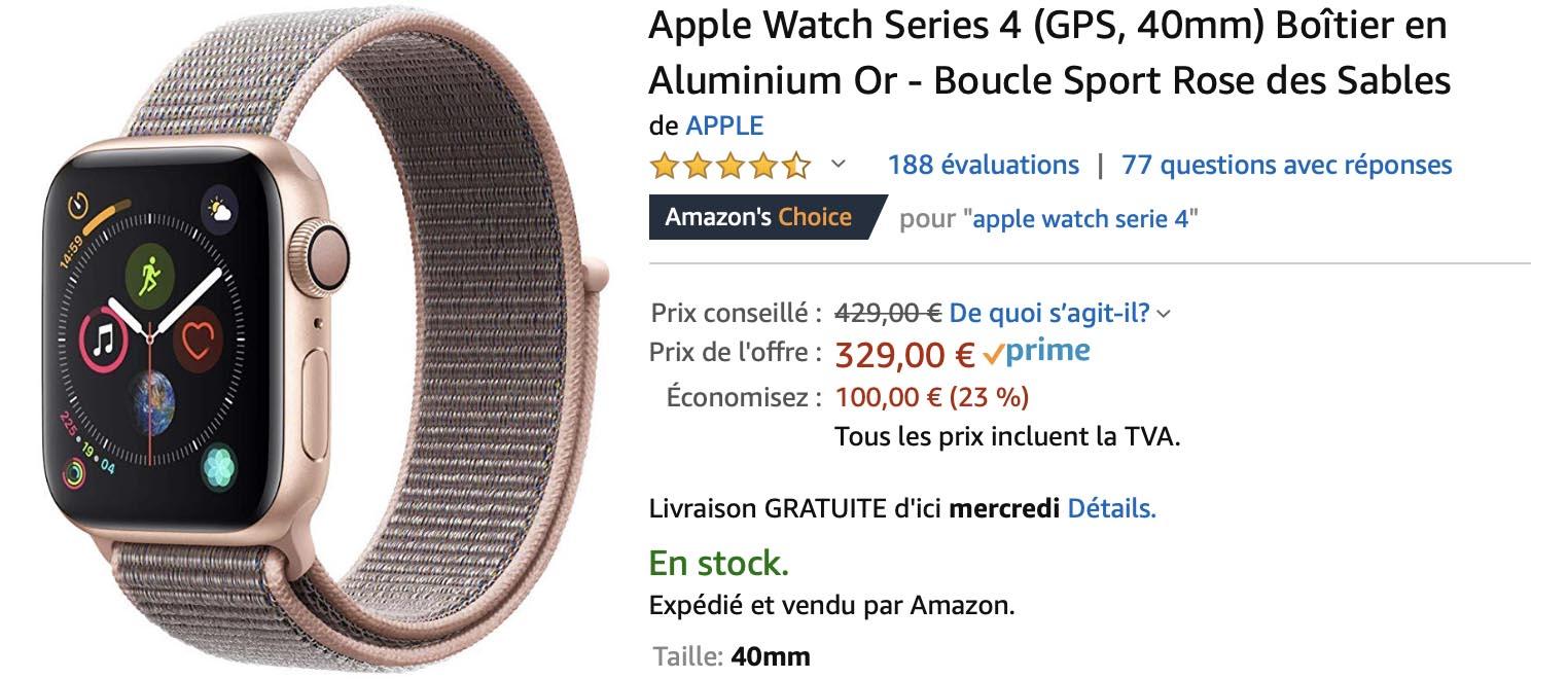 Apple Watch Series 4 Amazon