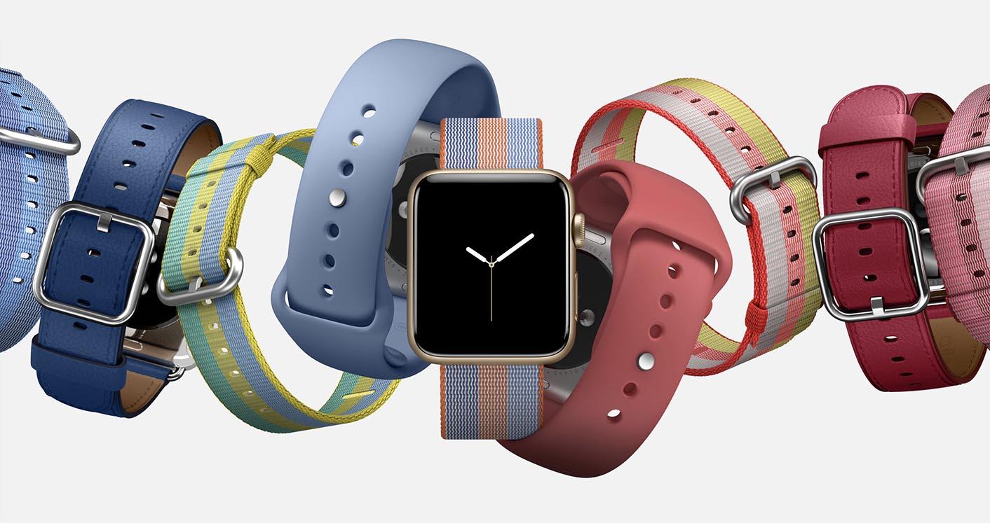 Apple Watch bracelets 2017