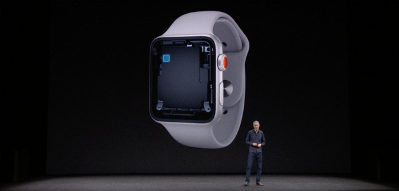 Apple Watch 3 eSIM