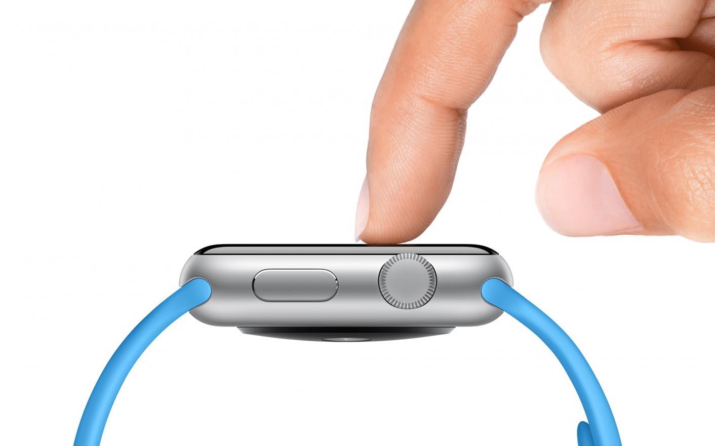 Apple Watch épaisseur