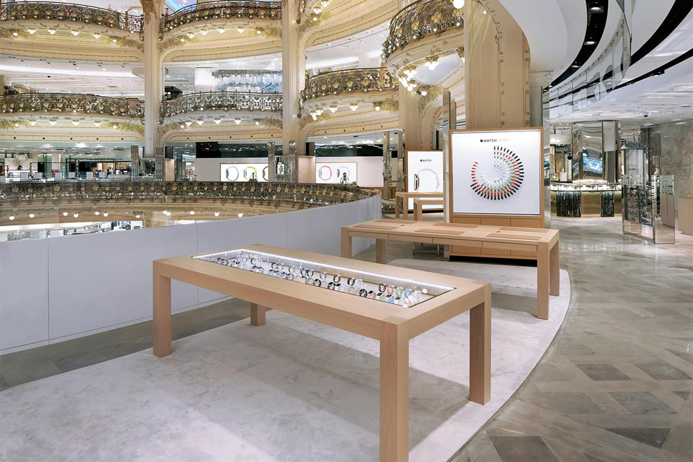 Apple Store Galeries Lafayette