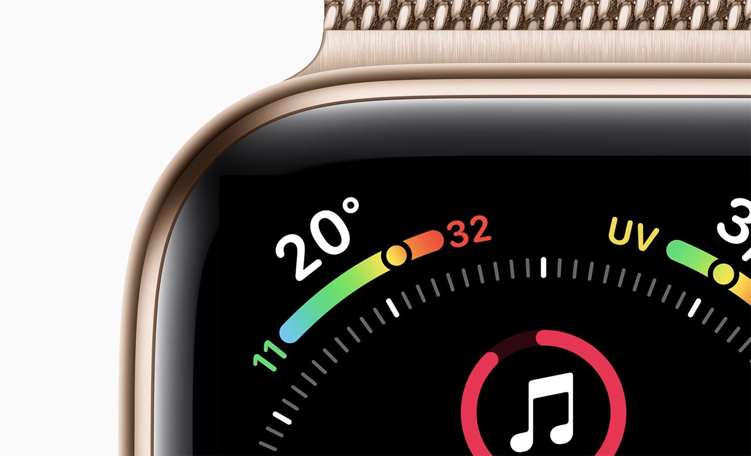 Apple Watch 4 LTPO