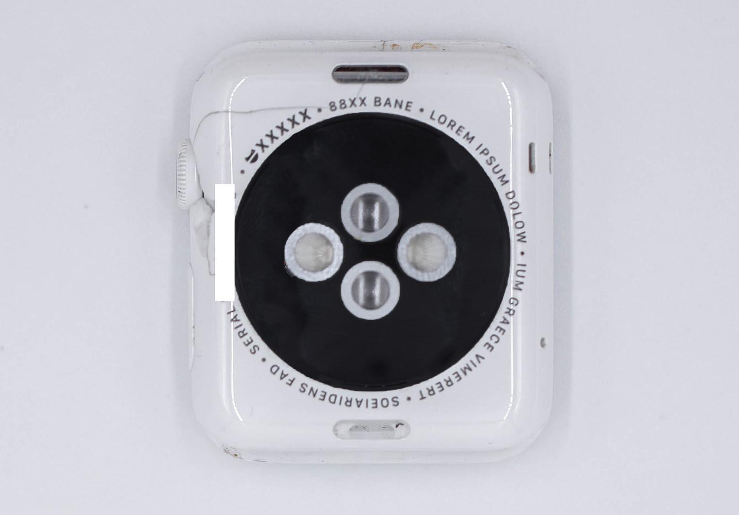 Apple Watch Series 0 prototype céramique