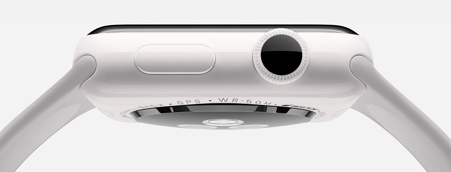 Apple Watch 2 Edition céramique