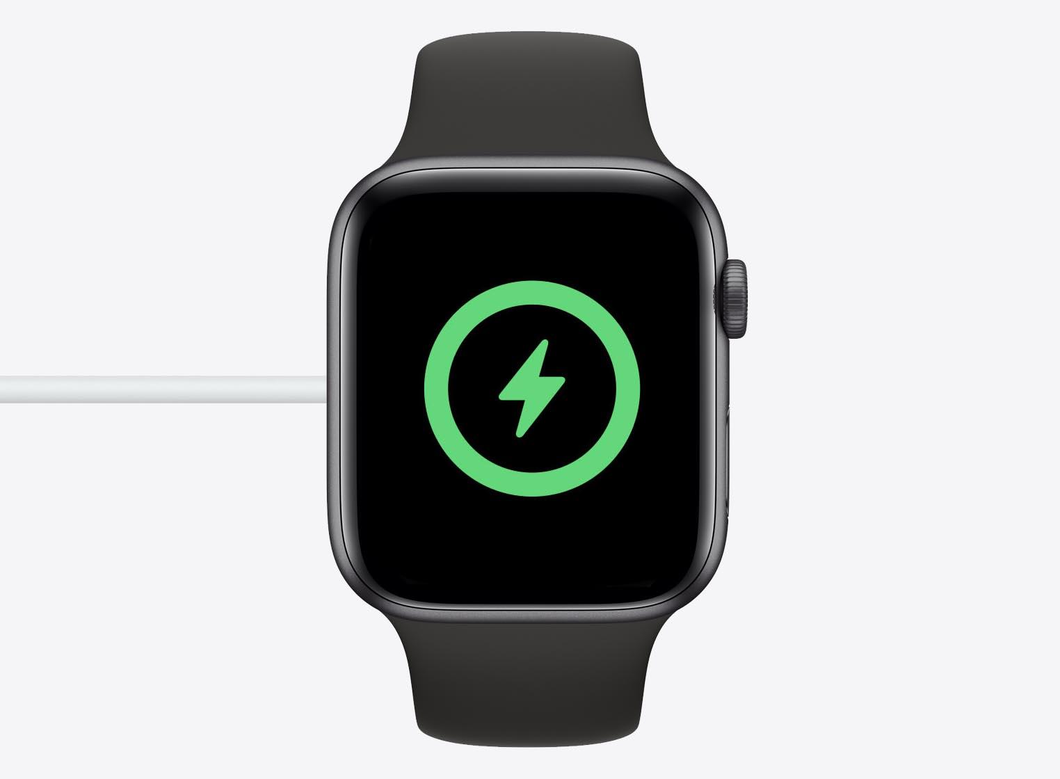 Apple Watch SE chargeur USB-C