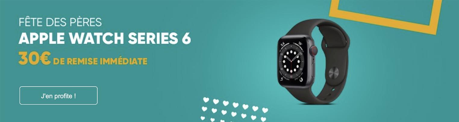 Apple Watch Series 6 Fnac