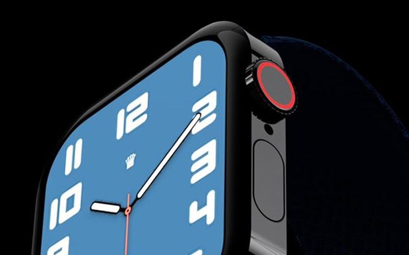Consomac : Concept : une Apple Watch Series 7 aux bords plats