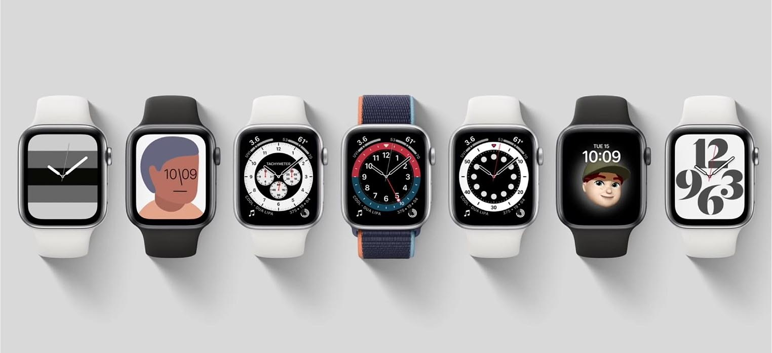 Cadrans Apple Watch