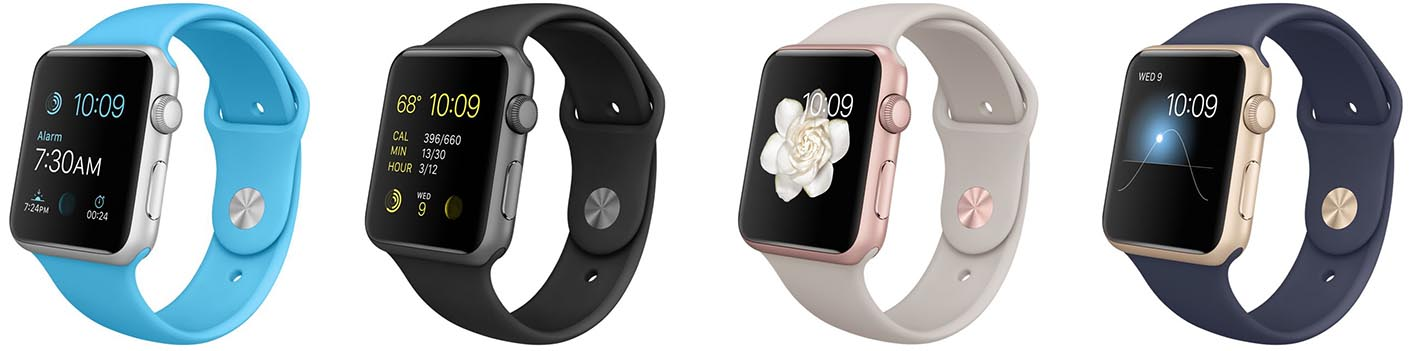 Apple Watch Sport or