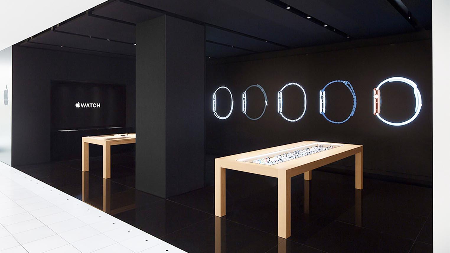 Apple Watch Store Shinjuku
