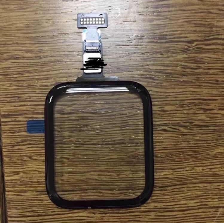 Apple Watch 4 2018 vitre