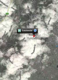 Apple Plans Colchester