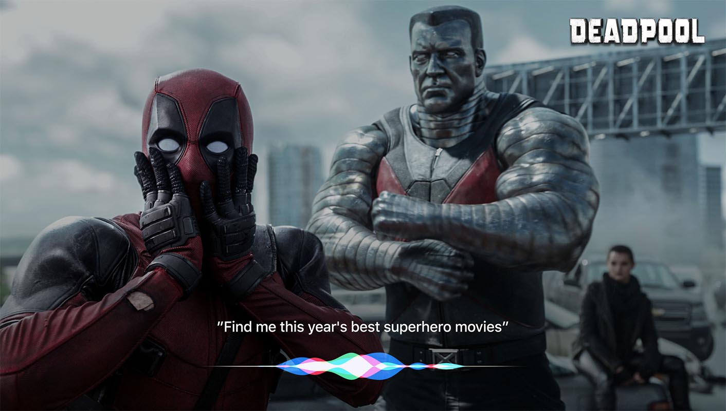Apple TV 2016 Siri